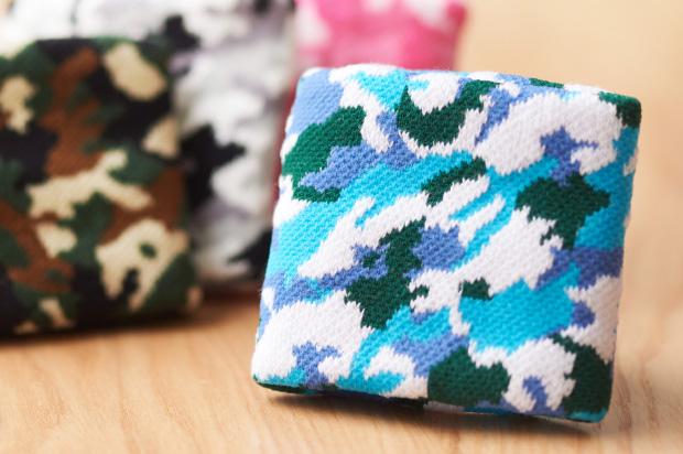ジャガード織り加工