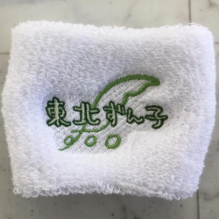 【0006】オリジナル刺繍/M1-01 白/Fサイズ