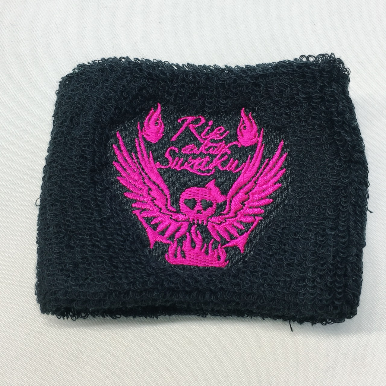 【0024】オリジナル刺繍/M-02 黒/Fサイズ