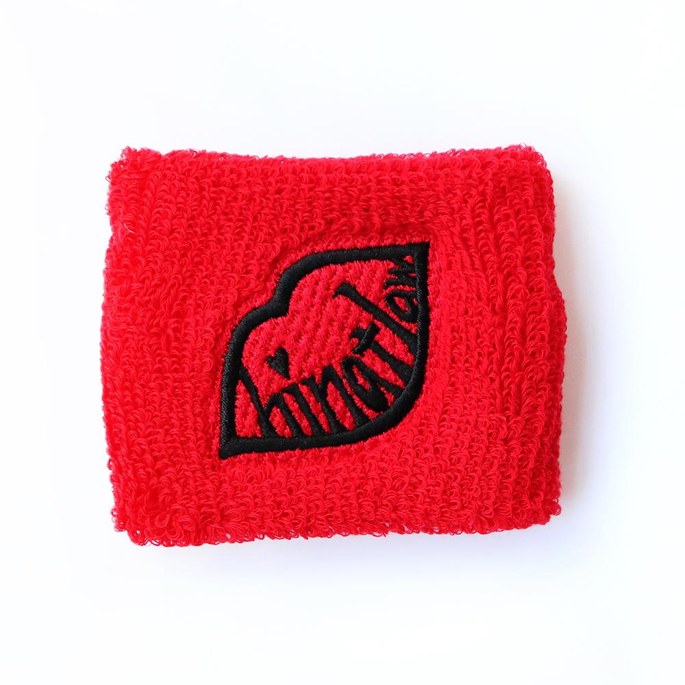 【15245】オリジナル刺繍/M1-21 赤/Fサイズ