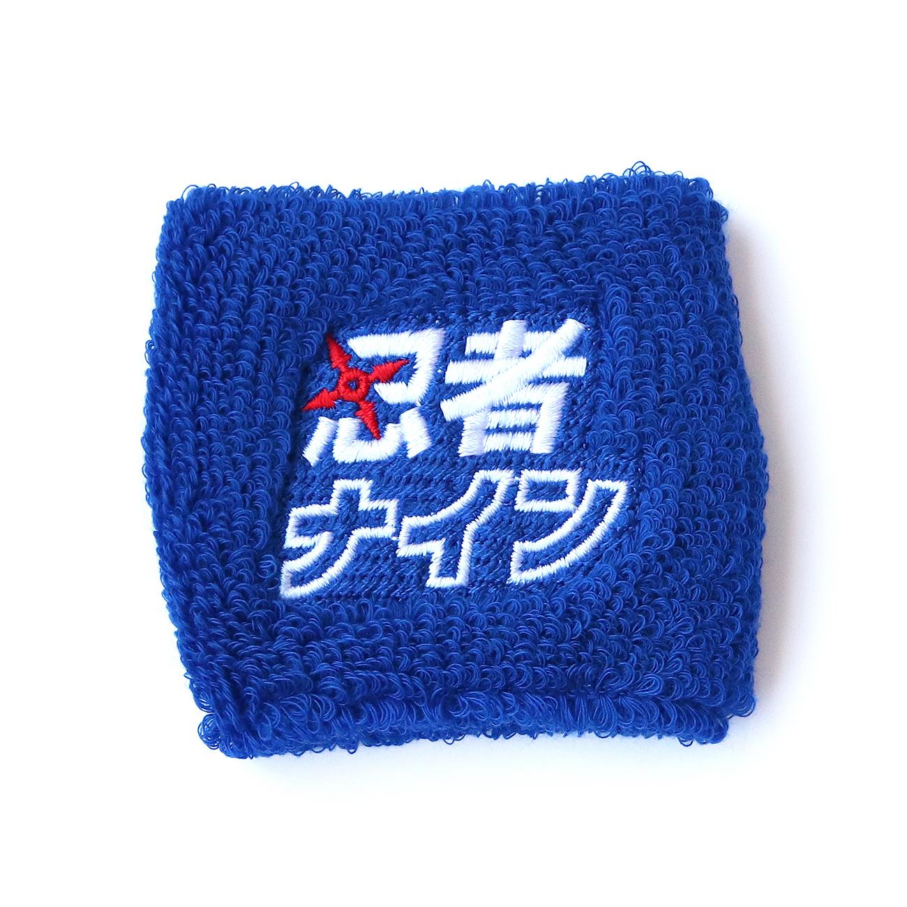 【17477】オリジナル刺繍/M1-73 青 /フリーサイズ