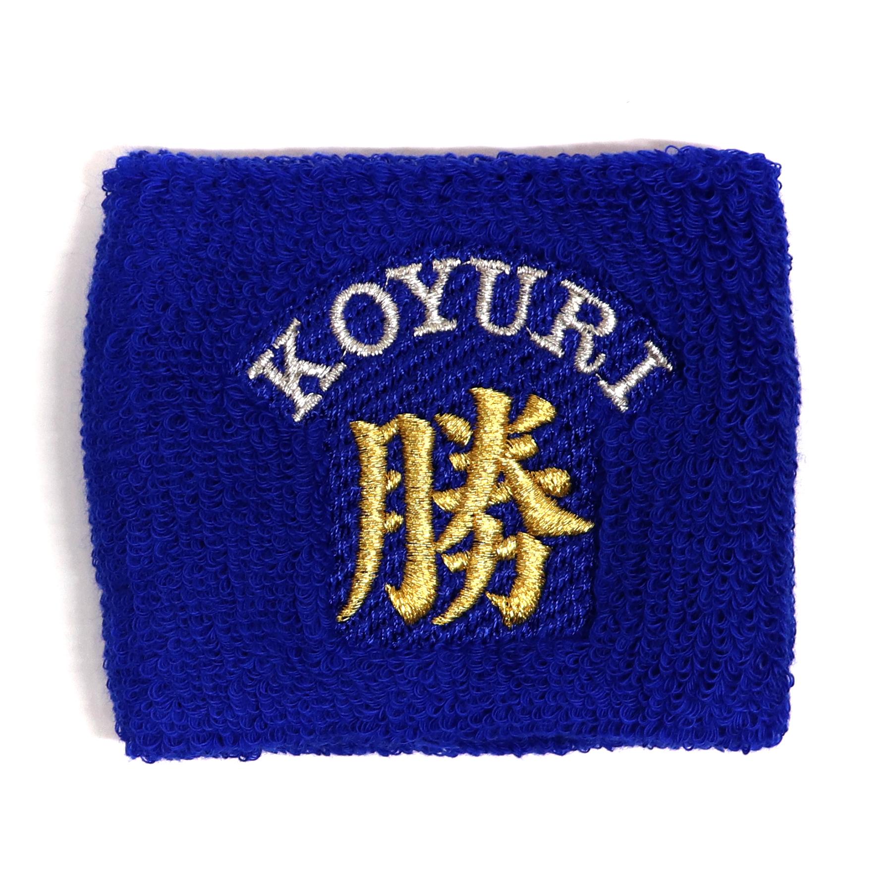 【17003】チーム刺繍/M1-71  ロイヤルブル-/Fサイズ