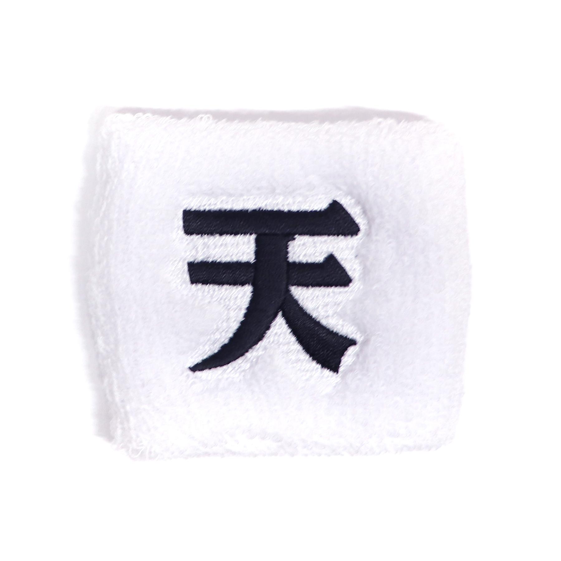 【17344】フォント刺繍/M1-1 白/Fサイズ