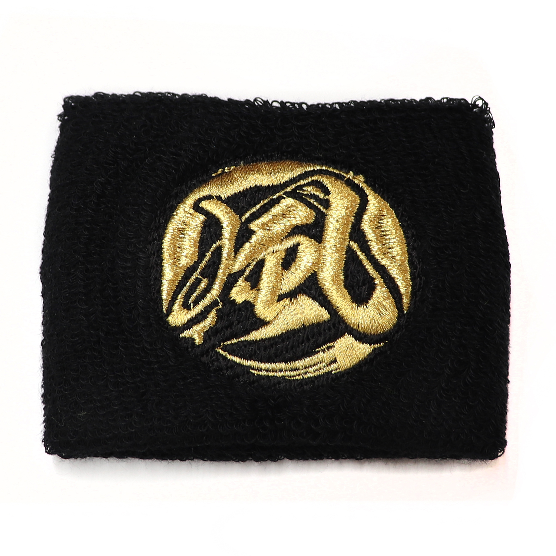 【17796】オリジナル刺繍/M-02 :黒/Fサイズ
